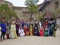 Journée du Patrimoine au Hohlandsbourg le 01 mai 2016